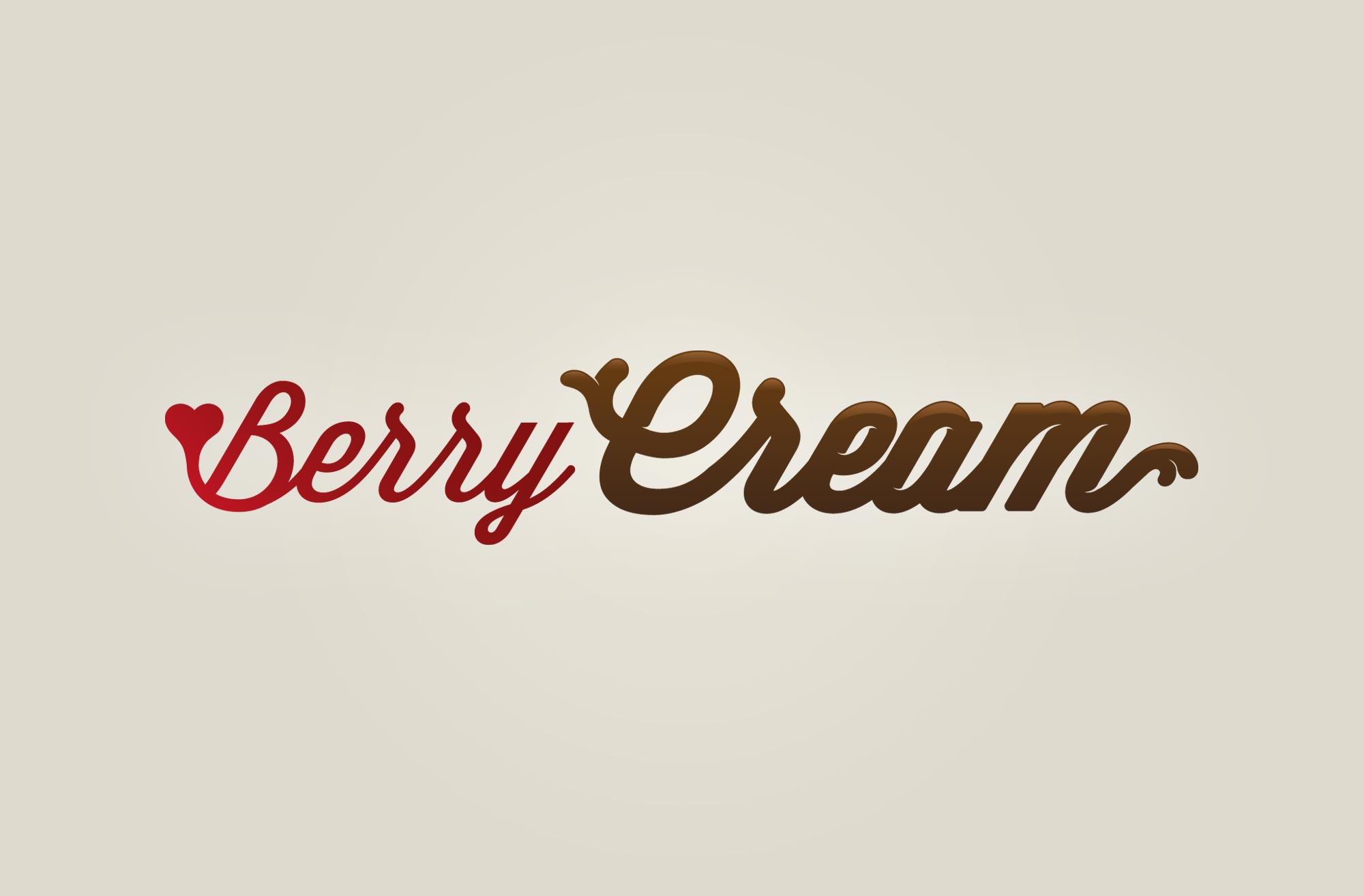 logo_berrycream_01