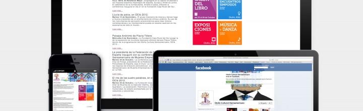 Otoño Cultural Iberoamericano. Fundación Caja Rural