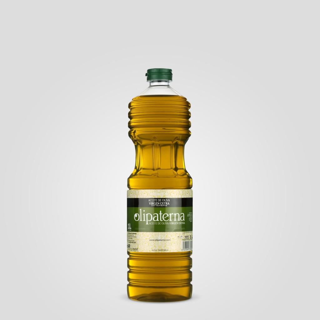 Botella 1 litro Olipaterna