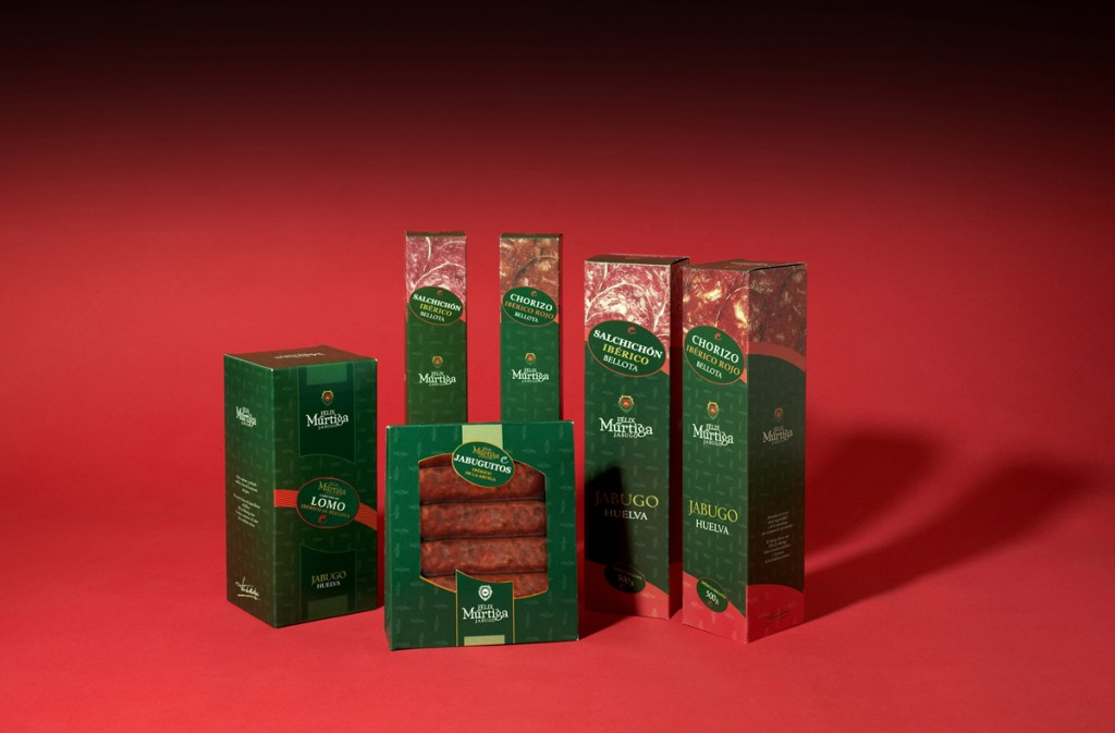 Packaging Félix de Múrtiga