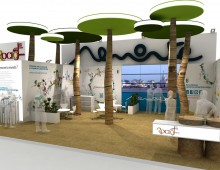 Stand Almonte Fitur 2013