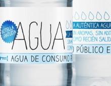 Agua Embotellada. Aguas de Huelva.