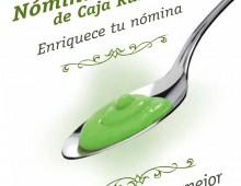 Caja Rural. Campaña Nómina Gourmet