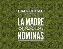Caja Rural. Campaña Nómina Madre