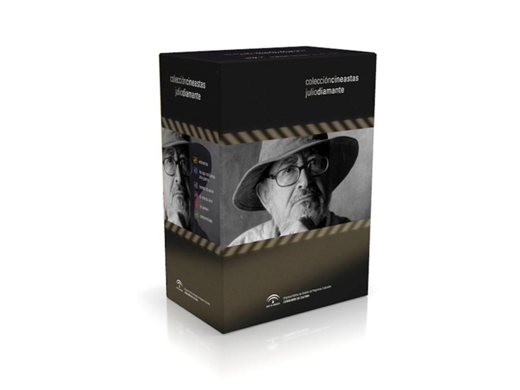 CAJA DVDs JD