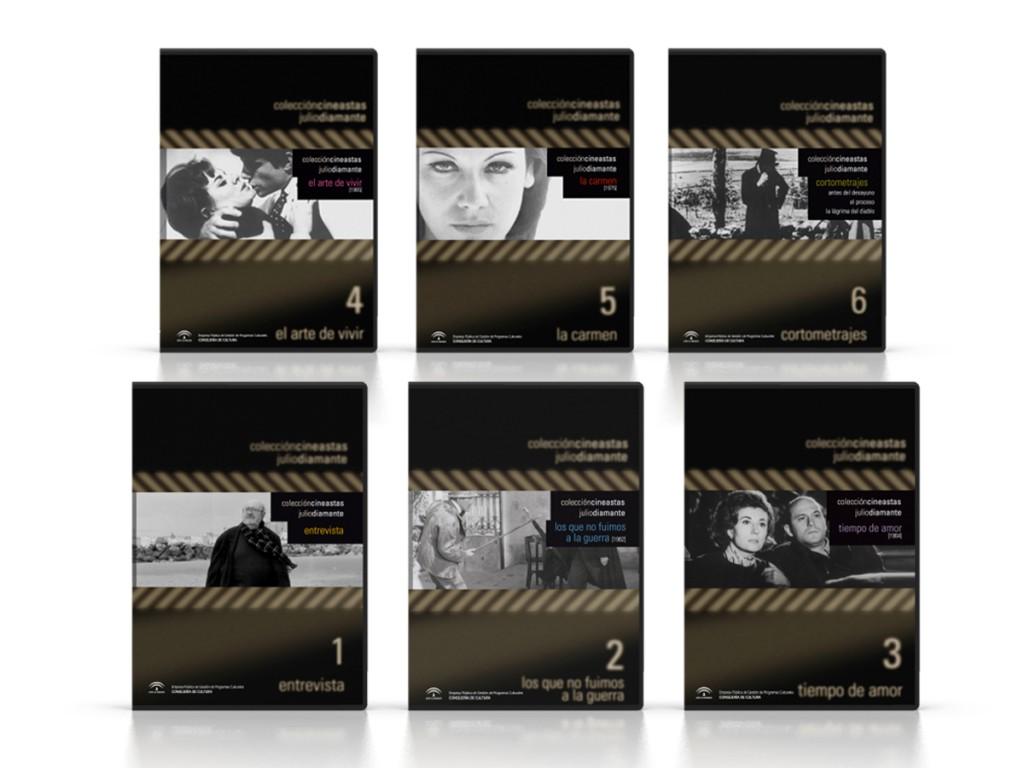 MONTAJE DVDS
